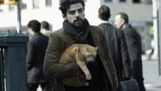 Oscar Isaac in the Coen Bros. film 'Inside Llewyn Davis'