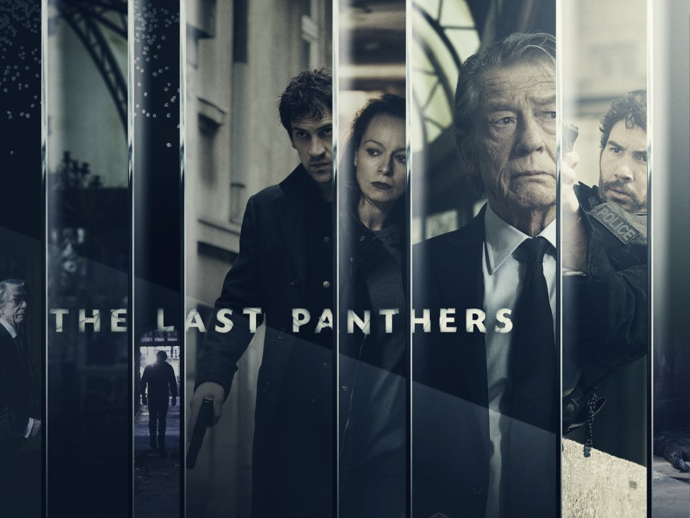 Samantha Morton, Tahar Rahim, and John Hurt star in the sprawling BBC heist thriller 'The Last Panthers'