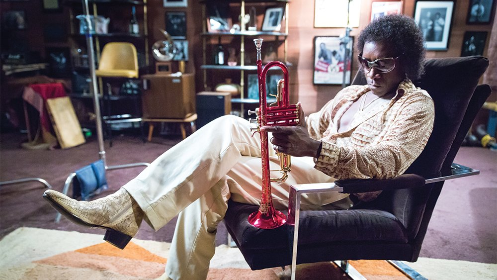 Don Cheadle is Miles Davis in 'Miles Ahead'