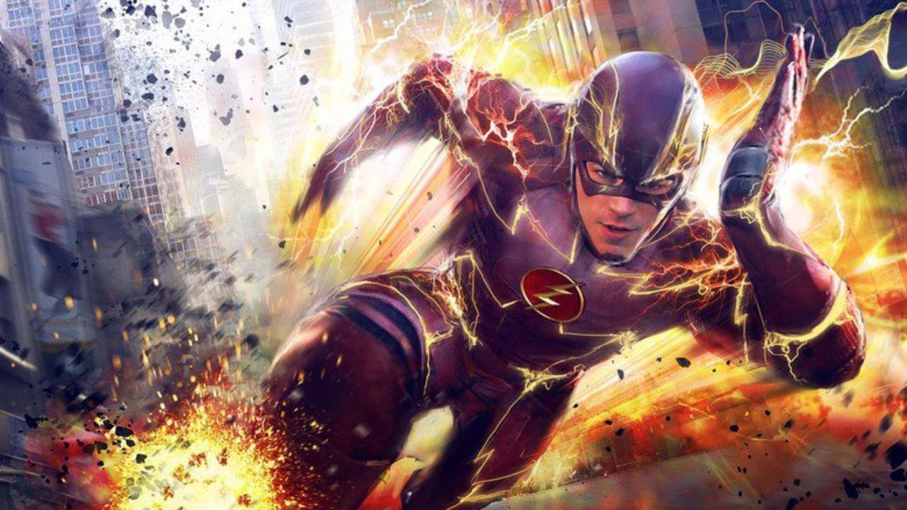 'The Flash' comes to Netflix earlier in a new deal with The CW