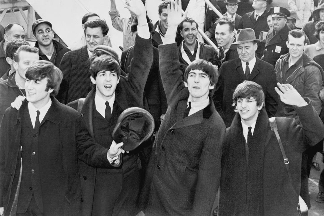 The Beatles come to America in the documentary 'The Beatles: Eight Days a Week – The Touring Years.'