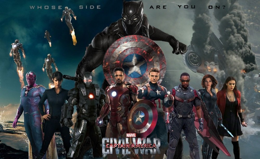 avengers civil war stream