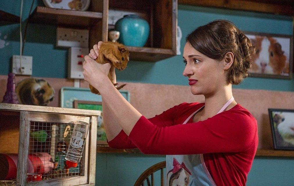 Phoebe Waller-Bridge stars in the British series 'Fleabag' on Amazon Prime