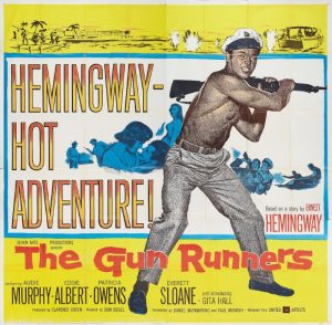 Audie Murphy stars in Don Siegel's 'The Gun Runners,' adapted from the Hemingway novel