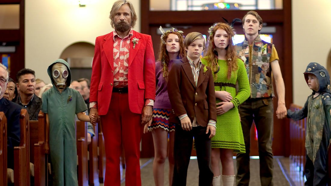 "Viggo Mortensen stars in ""Captain Fantastic."""
