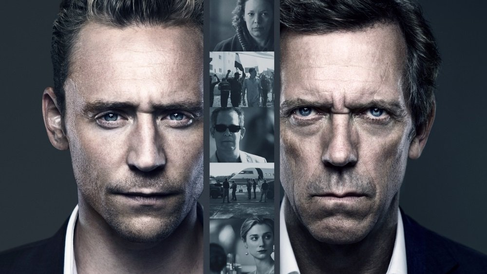 Hugh Laurie and Tom Hiddleston lead the cast of the mini-series 'The Night Manager'