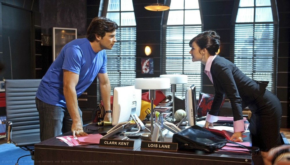 Smallville – photo credit: Warner Television