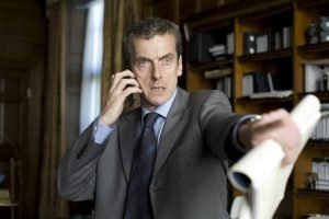 Peter Capaldi is Malcolm Tucker in 'In the Loop'