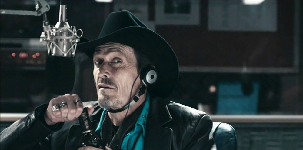 Stephen McHattie in Bruce McDonald's 'Pontypool'
