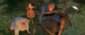 The animated adventure 'Kubo and the Two Strings' from Laika