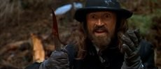 Robert Carlyle stars in the cannibal western 'Ravenous,' directed by Antonia Bird and featuring Guy Pearce.