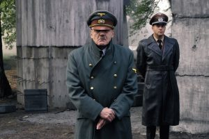Bruno Ganz is Adolph Hitler in the Oscar-nominated film from Oliver Hirschbiegel
