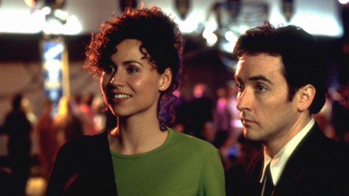 John Cusack and Minnie Driver star in the 1997 black comedy directed by George Armitage