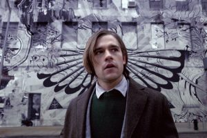 Jason Ralph and Stella Maeve star in the SyFy fantasy series from the Lev Grossman novel