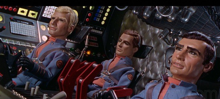 Gerry Anderson's 1966 feature film spin-off of the Supermarionation TV series