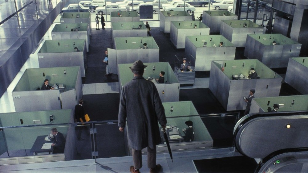 Jacques Tati directs, writes, and stars in this sublime comedy from France.