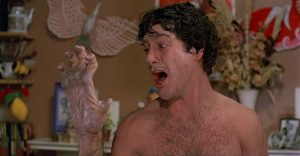 David Naughton stars in John Landis's 'An American Werewolf in London'