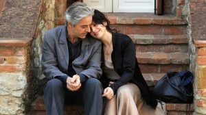 Juliette Binoche and William Shimell star in Abbas Kiarostami's first European production
