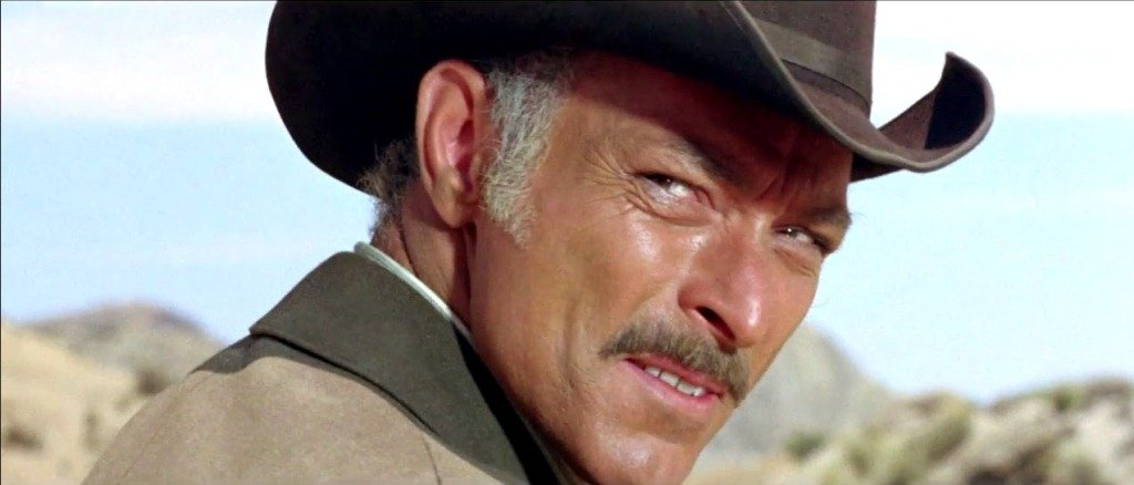 Lee Van Cleef stars in Tonino Valerii 's spaghetti western 'Day of Anger'