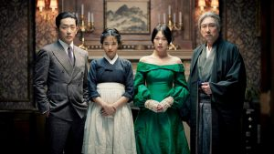 Kim Tae-ri, Kim Min-hee, and Ha Jung-woo star in the film by Park Chan-wook