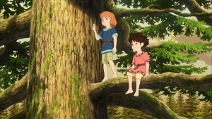 "From Japan's Studio Ghibli comes the animated adventure based on the novel by ""Pippi Longstocking"" author Astrid Lindgren"