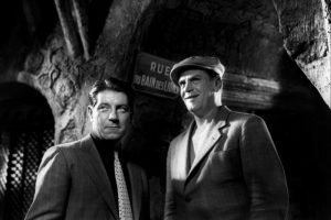 Jean Gabin stars in Julien Divivier's poetic French film noir