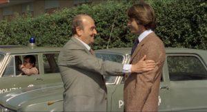 Luc Merenda stars in Fernando di Leo's crime drama from Italy
