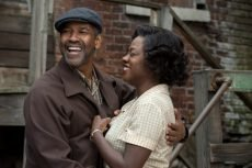 Denzel Washington and Viola Davis star in the Oscar-winning film