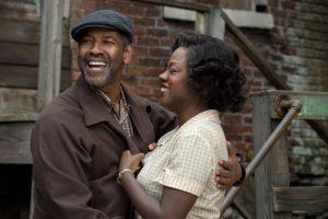 Denzel Washington and Viola Davis star in the Oscar-winning film