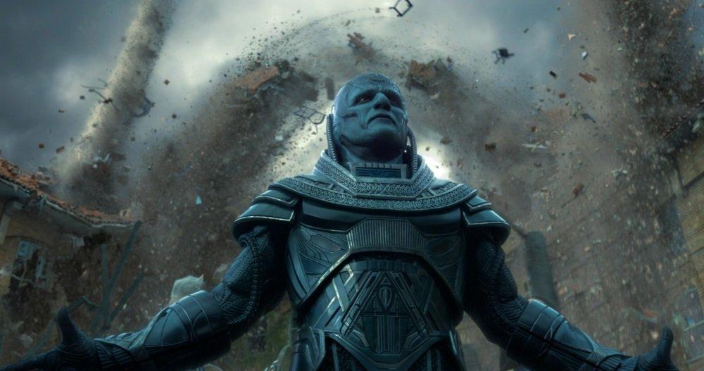 "Oscar Isaac takes on the world in ""X-Men: Apocalypse."""