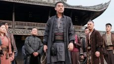 Sean Lau, Louis Koo, and Eddie Peng star, Benny Chan directs, action by Sammo Hung