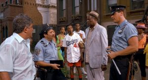 Miguel Sandoval, Spike Lee, and Ossie Davis
