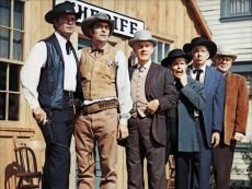 James Garner and Jack Elam star in Burt Kennedy's comedy western