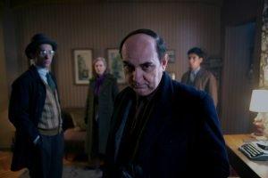 Luis Gnecco is Pablo Neruda in Pablo Larraín 's drama