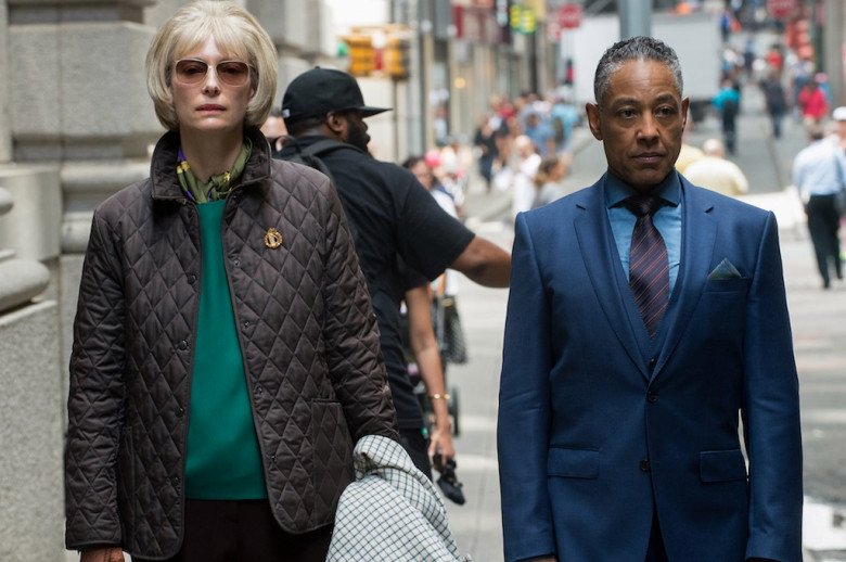 Tilda Swinton and Giancarlo Esposito star in Bong Joon-Ho's new film
