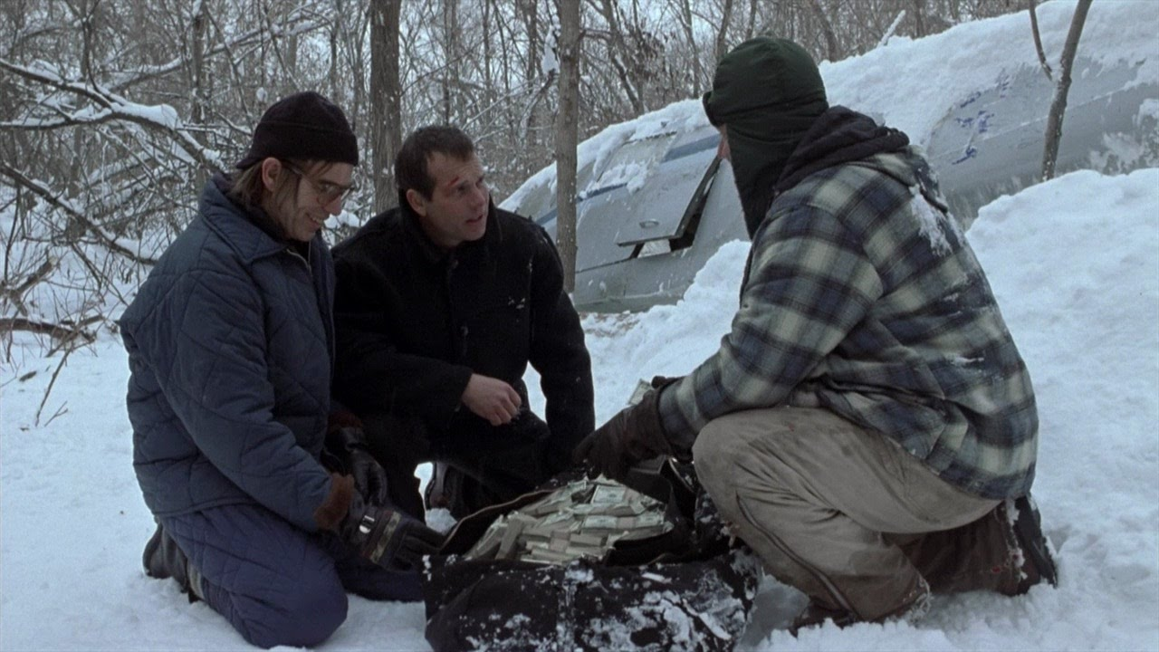 Bill Paxton and Billy Bob Thornton star in Sam Raimi's thriller