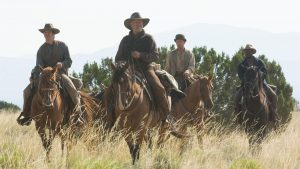William Mapother and Clancy Brown lead the posse in the western horror from JT Petty