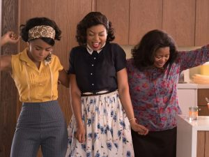 Janelle Monáe, Taraji P. Henson, and Octavia Spencer in the true story directed by Theodore Melfi