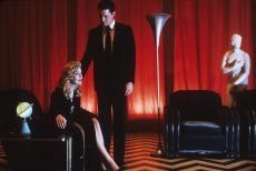 Kyle MacLachlan and Sheryl Lee in David Lynch's 'Twin Peaks' prequel