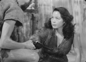 Akemi Negishi stars in the final film completed by Josef von Sternberg