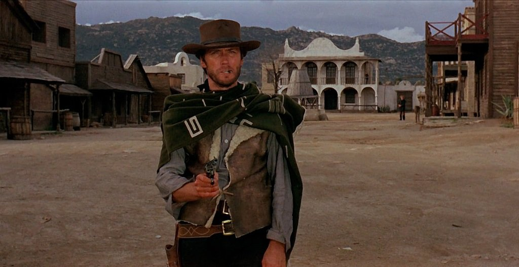 Clint Eastwood stars in the iconic spaghetti western by Sergio Leone