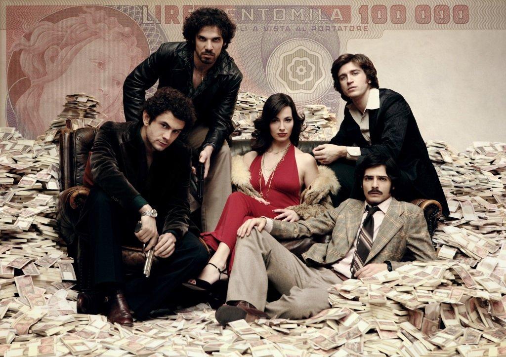 The Italian TV crime drama