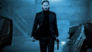Keanu Reeves is retired assassin John Wick roused back for a mission of vengeance in the 2014 action hit directed by Chad Stahelski