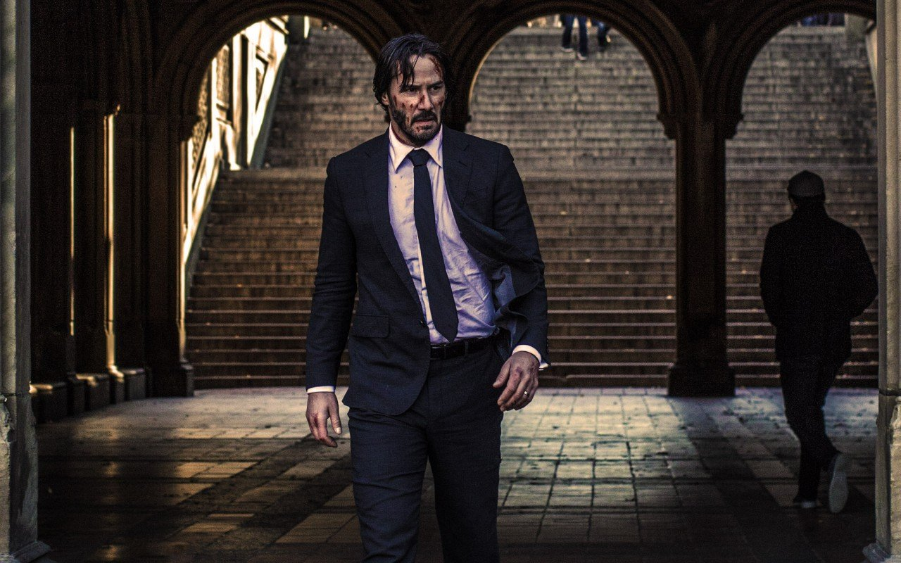Keanu Reeves is John Wick in the sequel that takes him to Rome