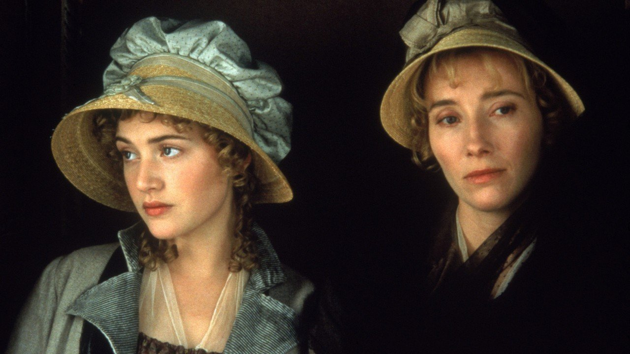Kate Winslet and Emma Thompson star in the Jane Austen adaptation from director Ang Lee