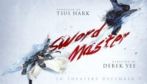 Derek Yee directs and Kenny Lin stars in the wuxia produced by Tsui Hark
