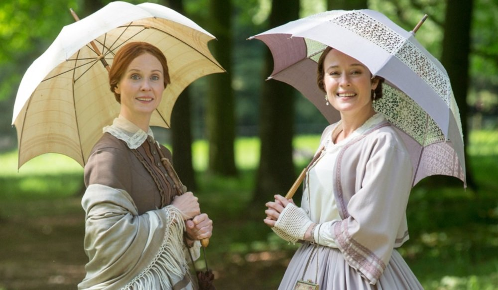 Cynthia Nixon and Jennifer Ehle in a film by Terence Davies.