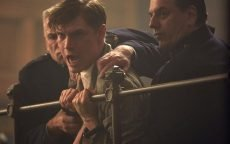 Billy Howle stars in the Agatha Christie adaptation with Toby Jones, Kim Cattrall, and Andrea Riseborough