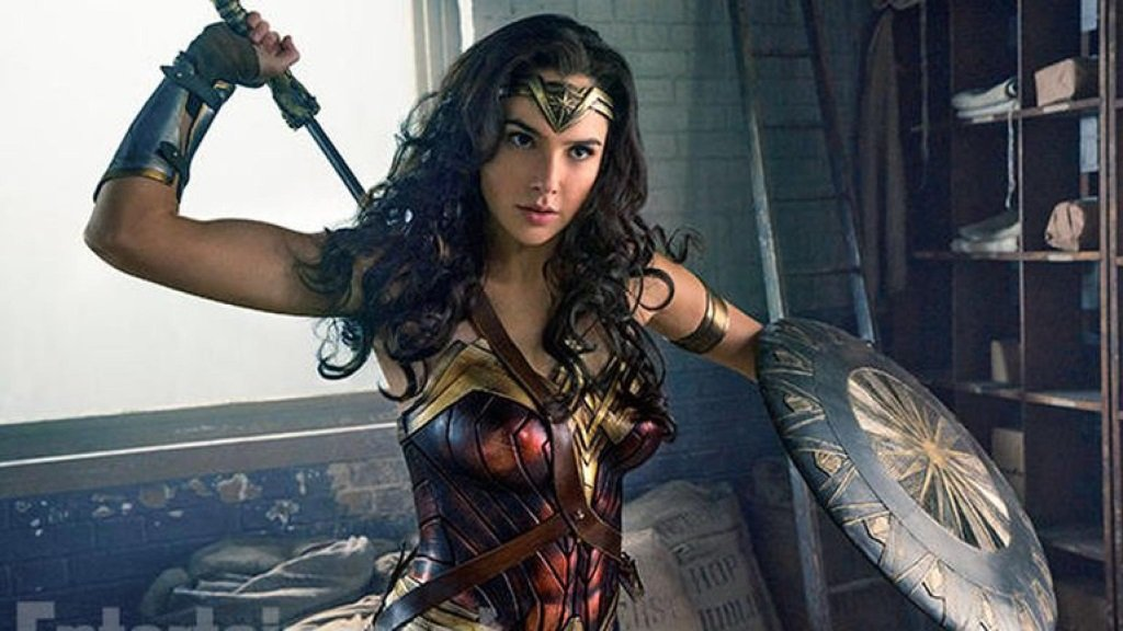 Gal Gadot is Wonder Woman