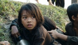 Angelina Jolie directs the story of human rights activist Loung Ung